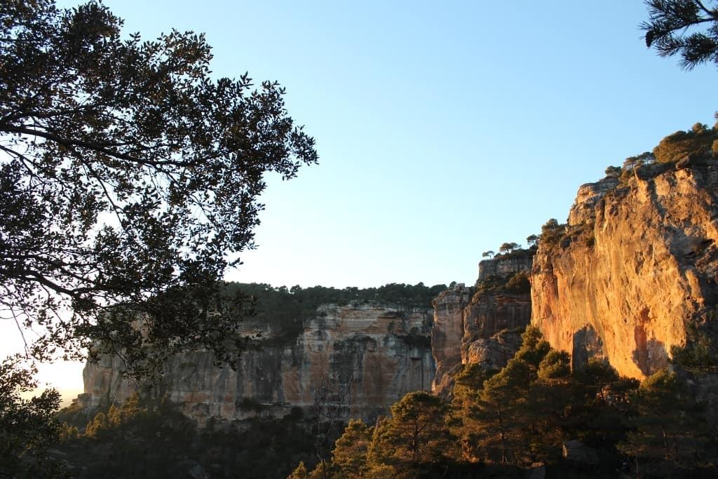 Falesia arrampicata Siurana