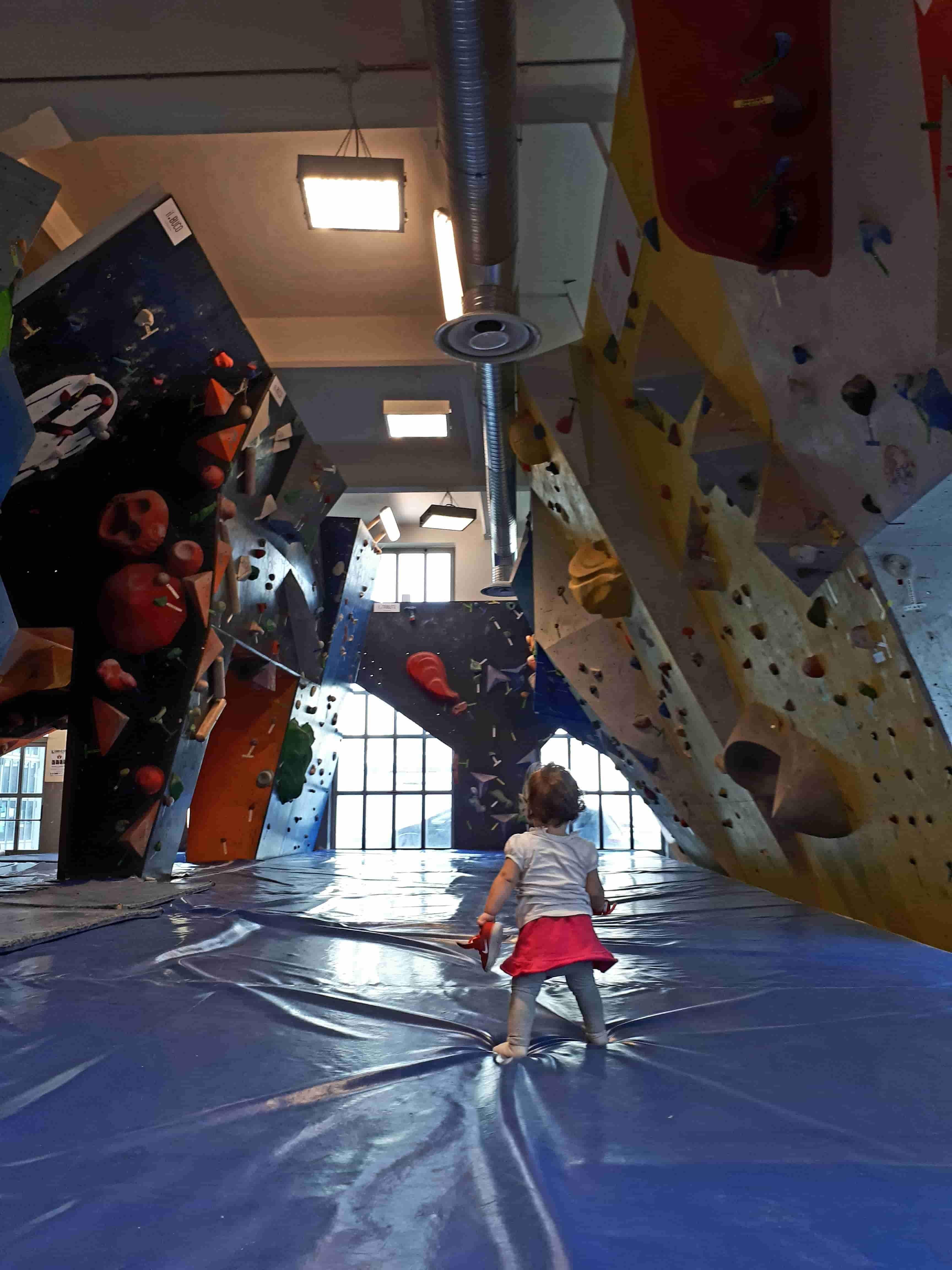 Bambini e arrampicata: quando iniziare? - Te lo dice Oliunìd