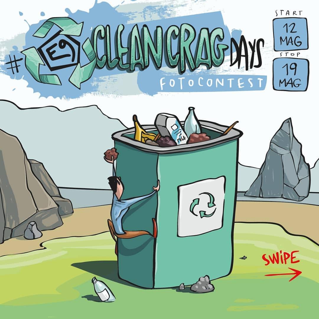 Clean Crag Days, una proposta per pulire le aree di arrampicata firmata E9