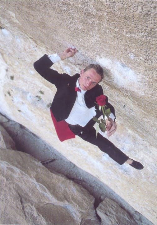 Gli arrampicatori della Gang des Parisiens - Oliunìd is history