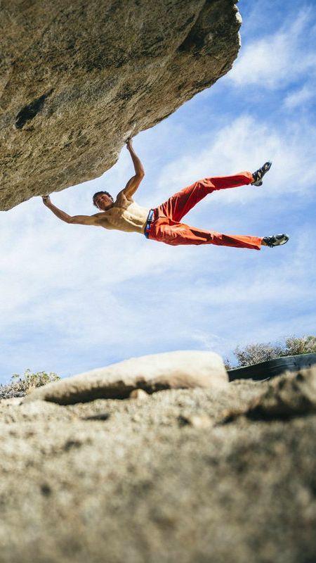 Alex Megos e Sterling Rope: coppia d'assi sulla roccia