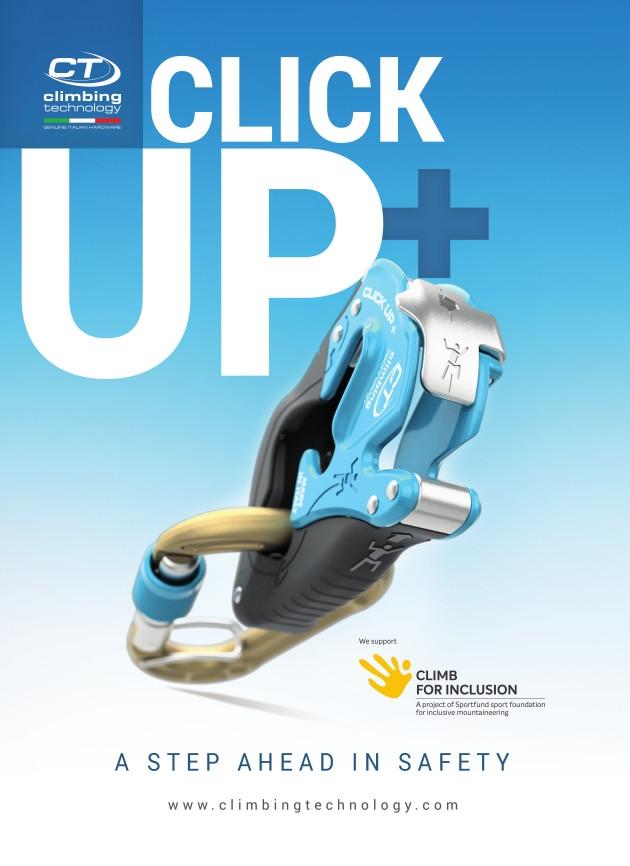 Click Up + di Climbing Technology - Recensione prodotto