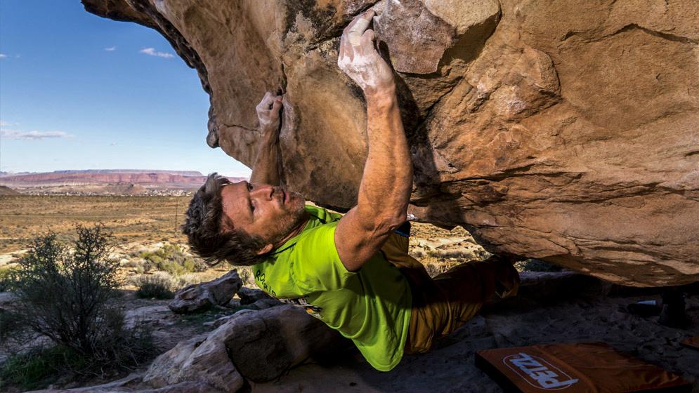 Novelle d'arrampicata: Laura Rogora e Chuck Odette danno i numeri!