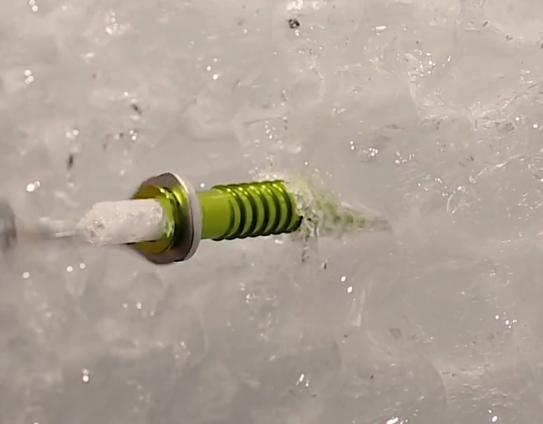 Black Diamond Ultralight Ice Screw