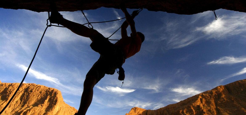 Viaggiare e arrampicare - Te lo dice Oliunìd