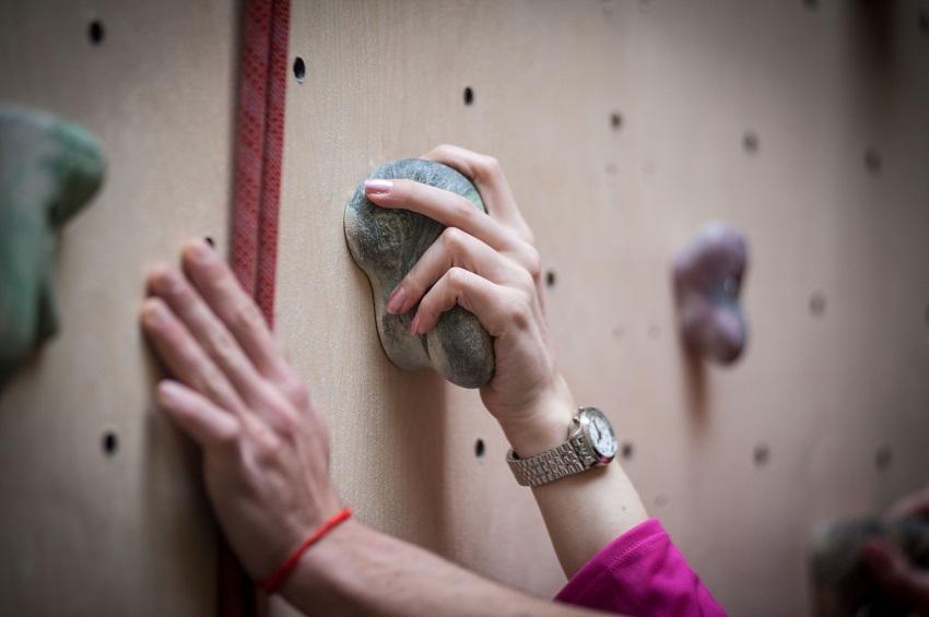 A Cuneo un progetto di arrampicata per ipovedenti - te lo dice Oliunìd