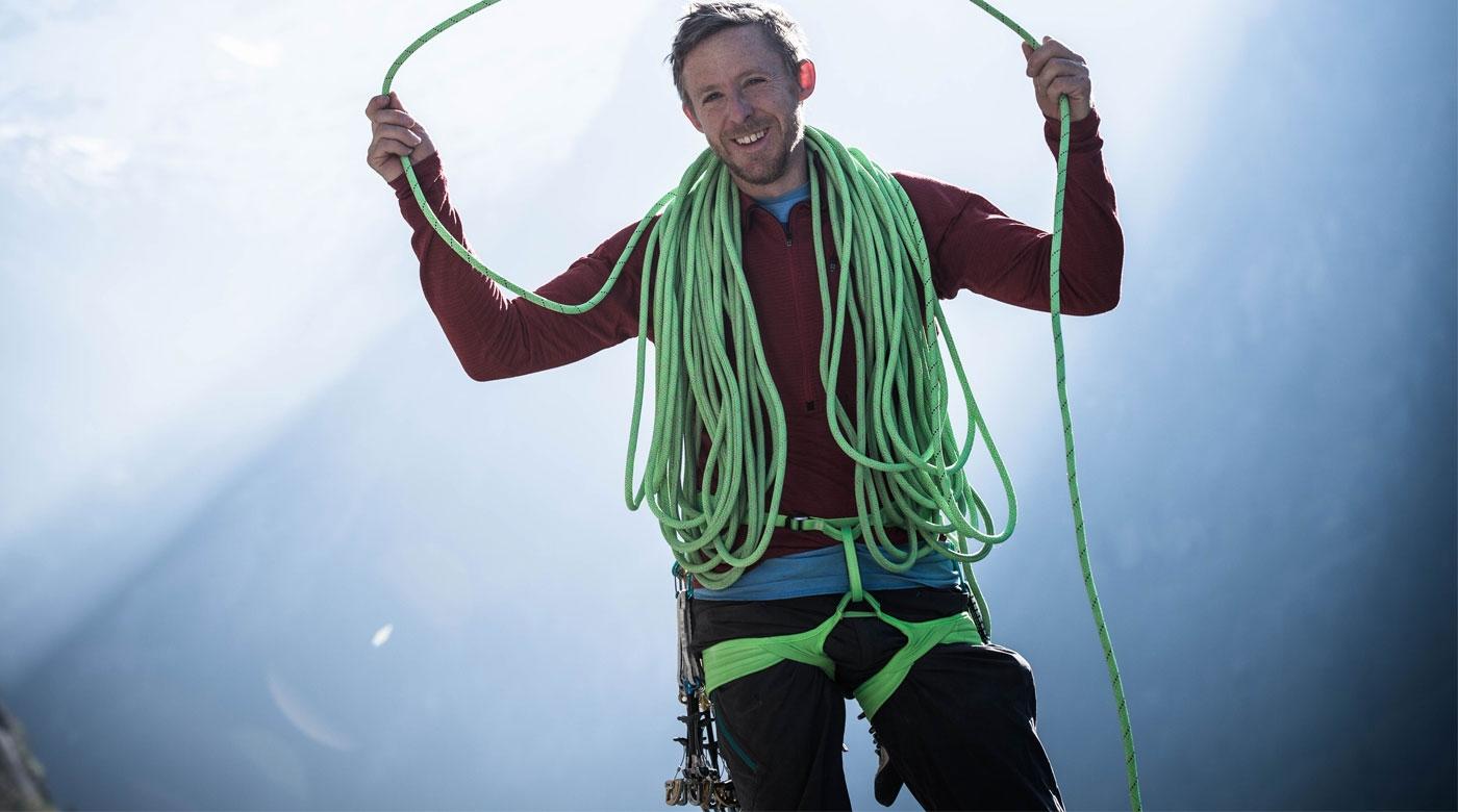 Come svolgere una corda da arrampicata nuova - Te lo dice Oliunìd