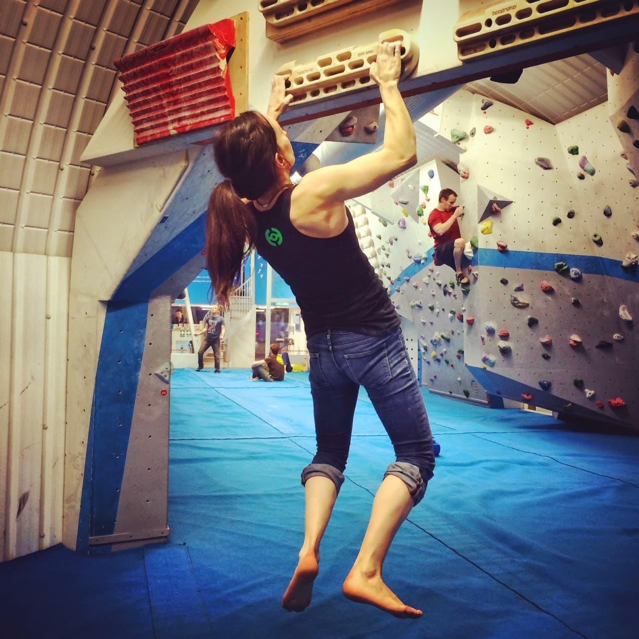Arrampicata e allenamento: lavorare sui propri punti deboli - Oliunìd is training