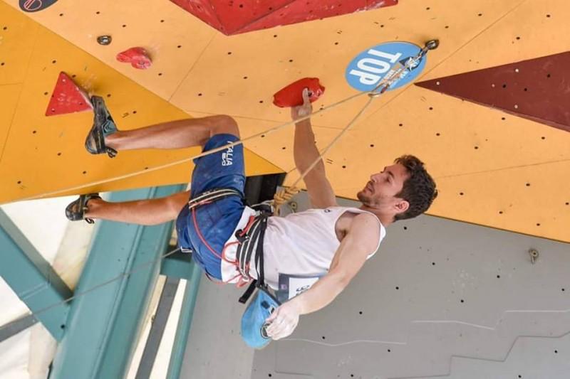 Coppa del Mondo Speed: l'Italia domina la finale - Novelle d'arrampicata