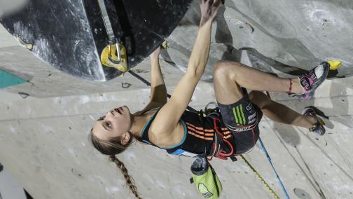 Novelle d'arrampicata: la Coppa del Mondo di Kranj