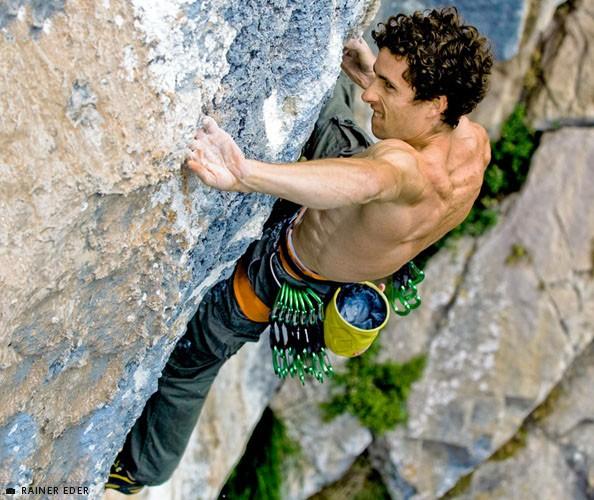 Te lo dice Oliunìd: il fisico perfetto per l'arrampicata
