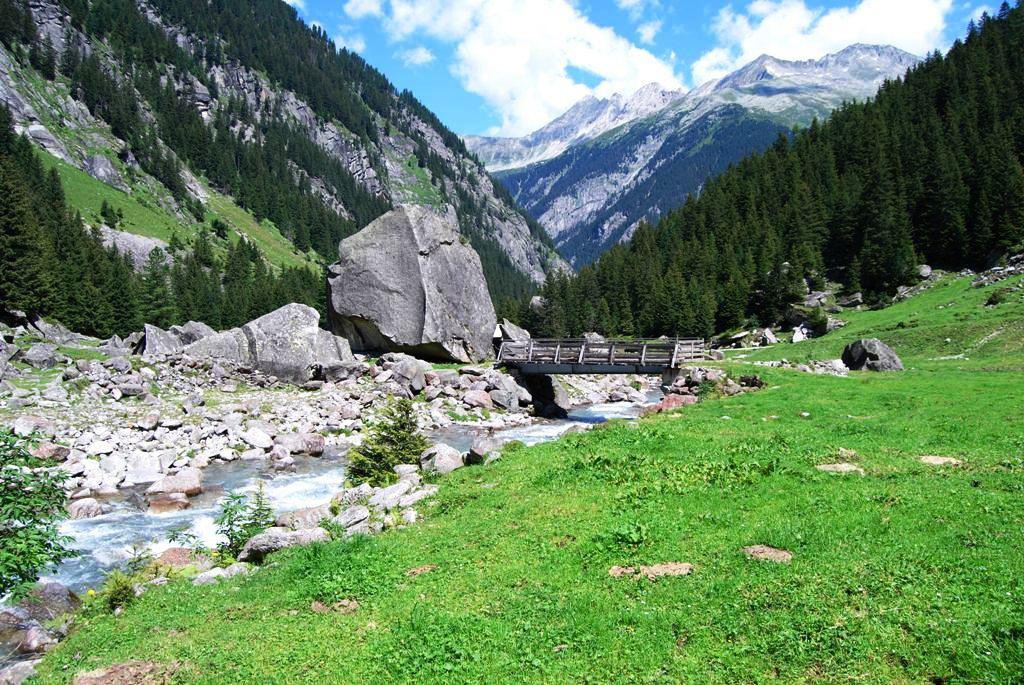 Oliunìd is crag: arrampicare a Zillertal