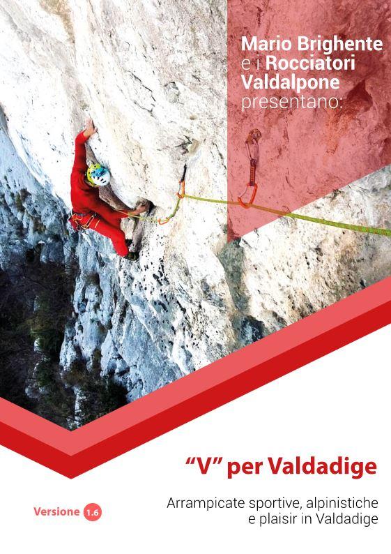 V per Valdadige, la nuova guida online gratuita di arrampicata