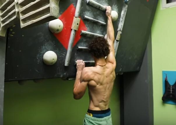 Come aumentare il numero delle sessioni di allenamento per l'arrampicata