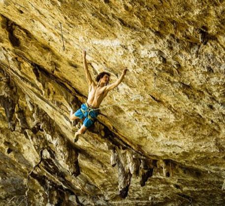 Novelle d'arrampicata: la corsa al 9c