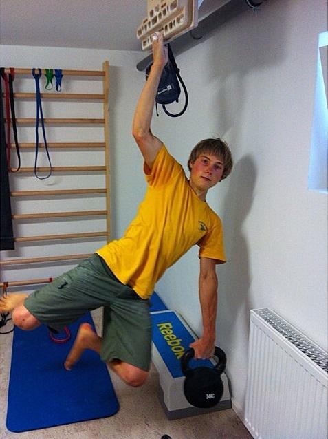 alex megos allenamento arrampicata beastmaker