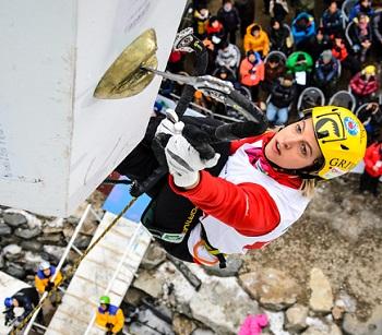 Novelle d'arrampicata: di ghiaccio, di roccia, di realtà virtuale