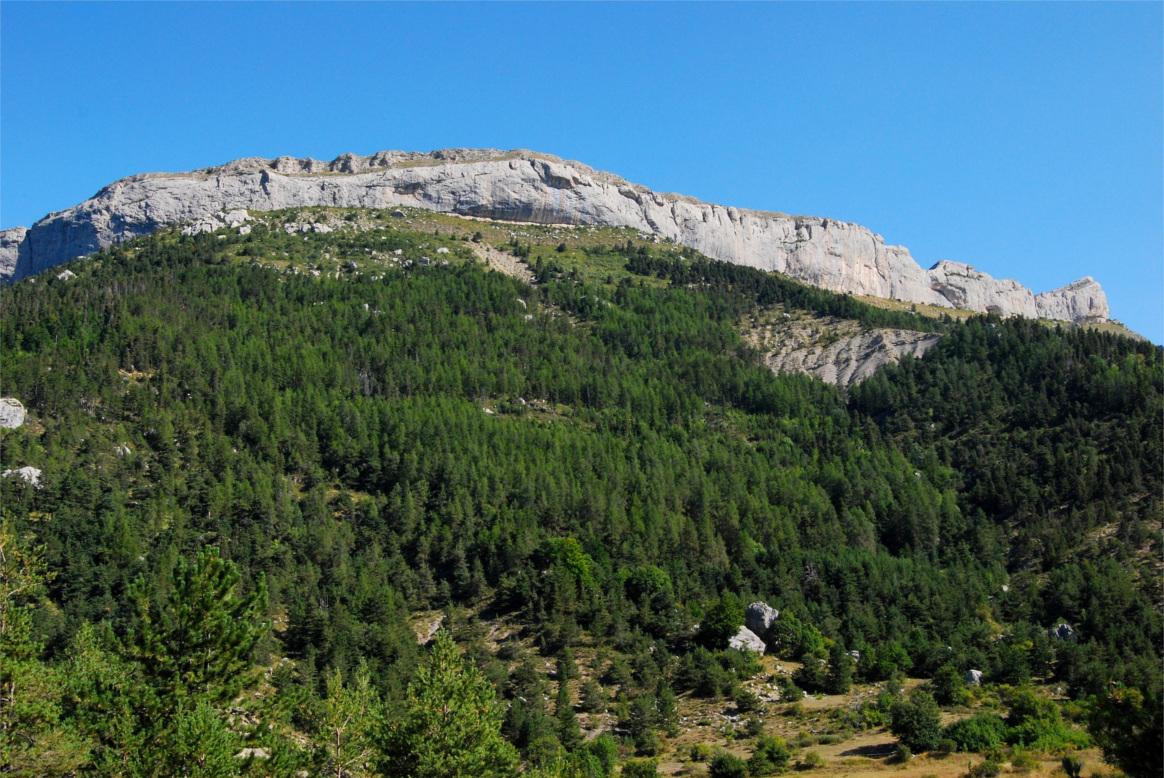 Oliunìd is crag: la falesia di Céuse