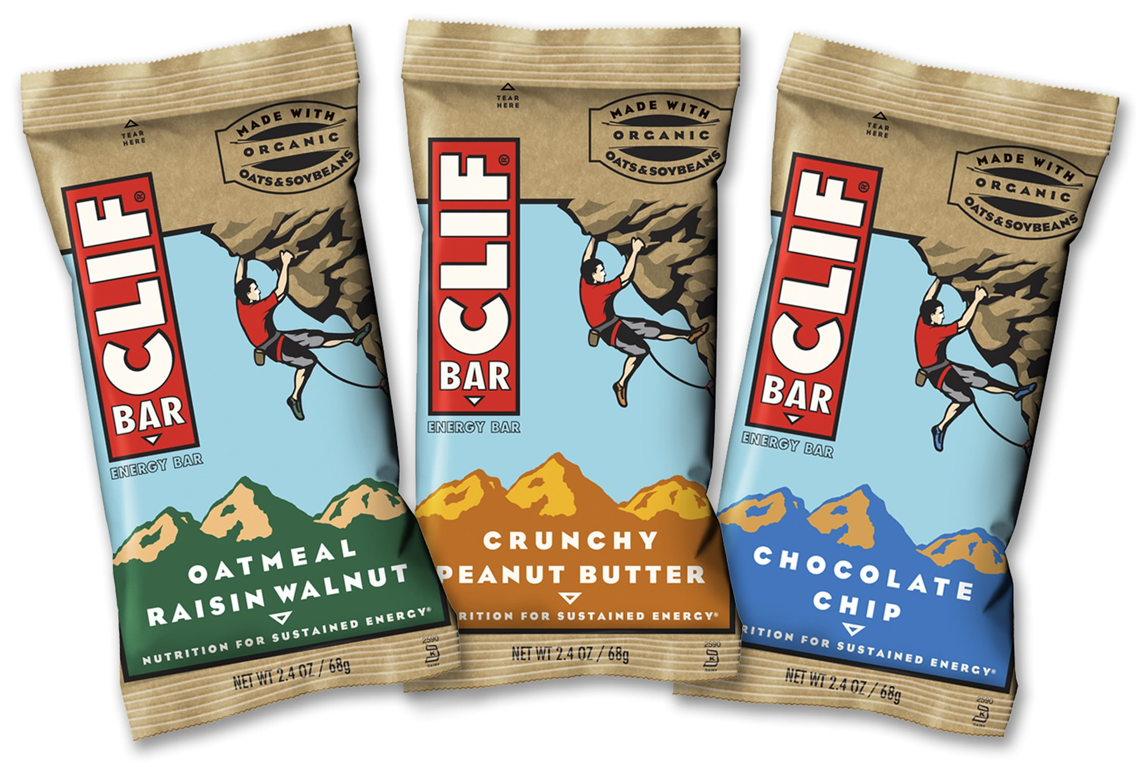 Oliunìd Shop Brand: Clif Bar