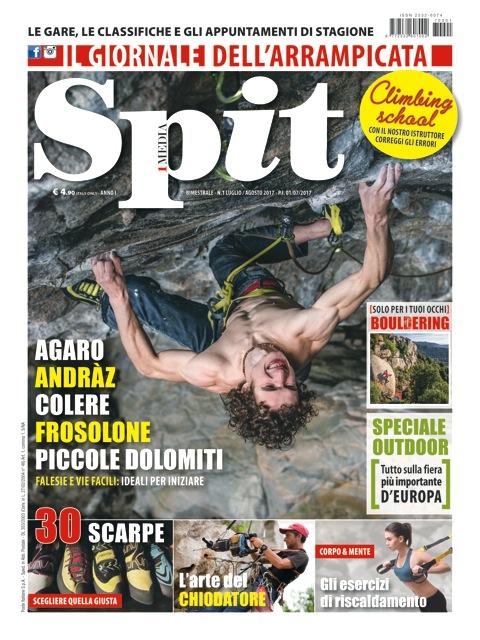Te lo dice Oliunìd: Spit, il giornale dell'arrampicata