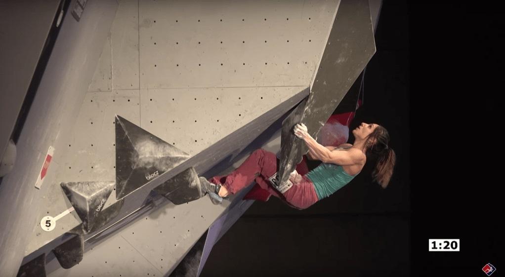 Alex Puccio è campionessa di boulder USA - Novelle d'arrampicata