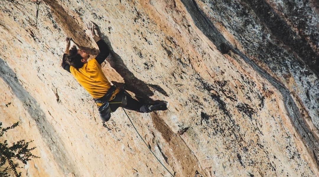 Stefano Ghisolfi La Capella arrampicata