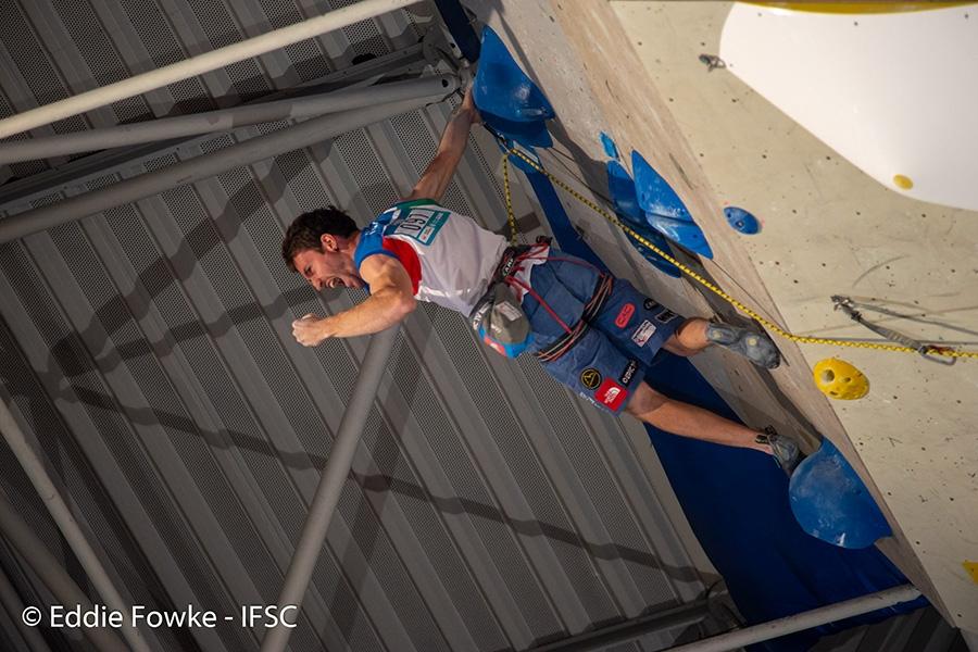 Stefano Ghisolfi vince la tappa di Coppa del Mondo Lead a Kranji