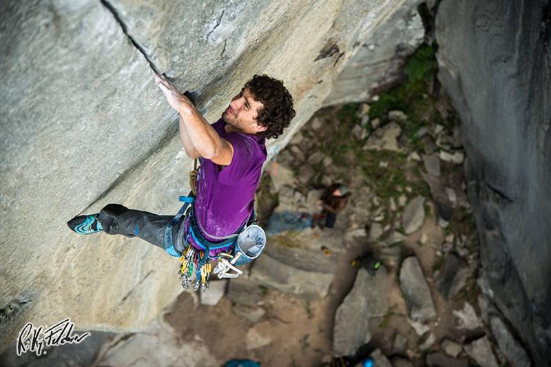 Jacopo Larcher, l'arrampicata trad e l'attrezzatura – Te lo dice Oliunìd