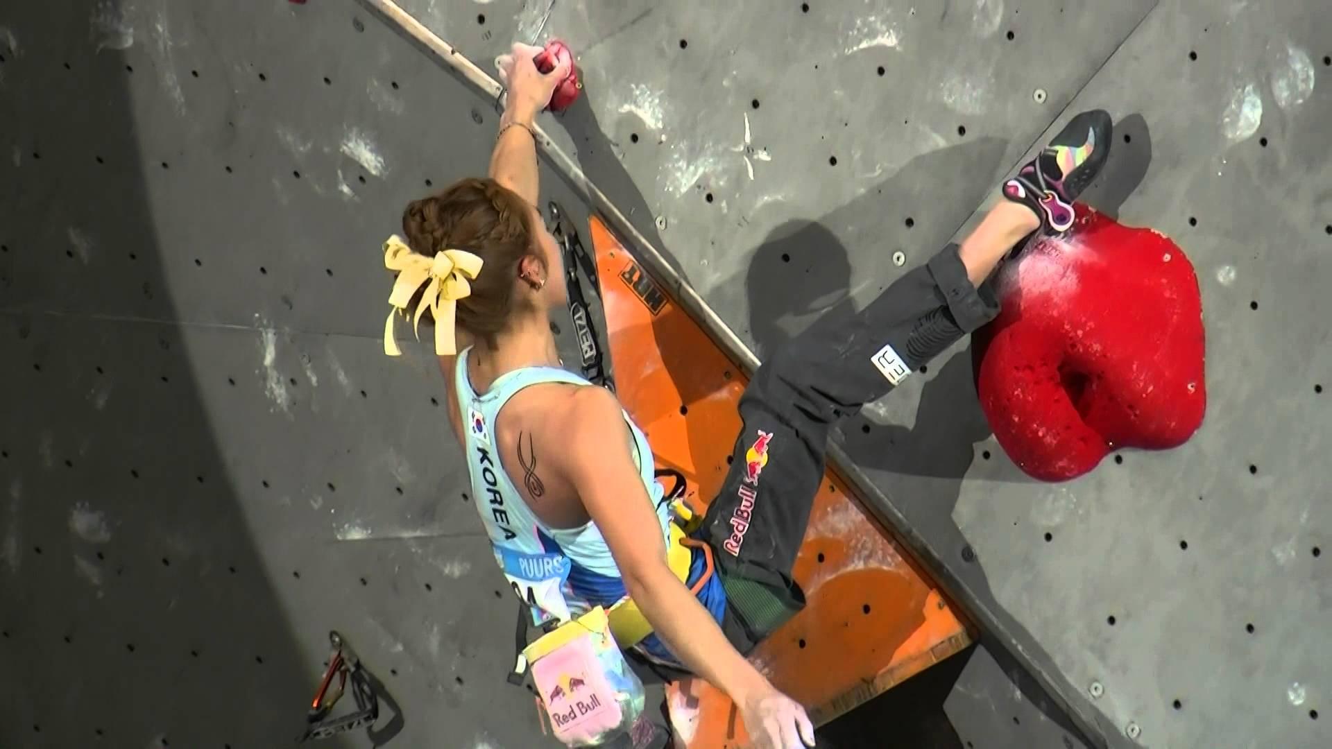 Oliunìd ranking: i 10 arrampicatori con i look più stravaganti
