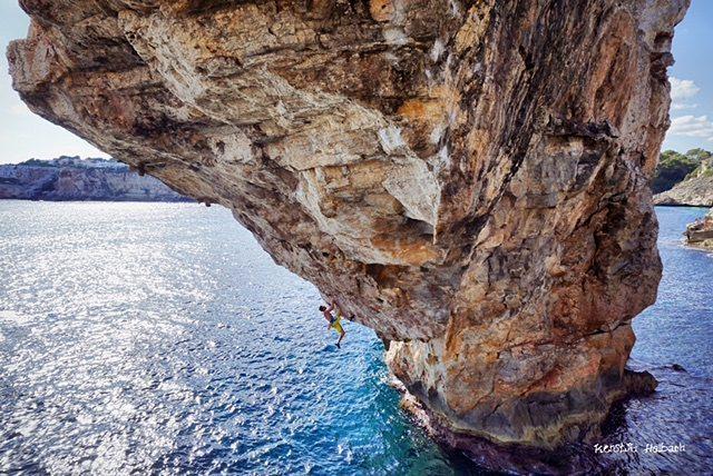 Novelle d'arrampicata: Jernej Kruder ripete Es Pontas
