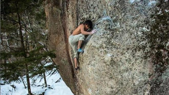 Novelle d'arrampicata: boulder nel Paese del Sol Levante