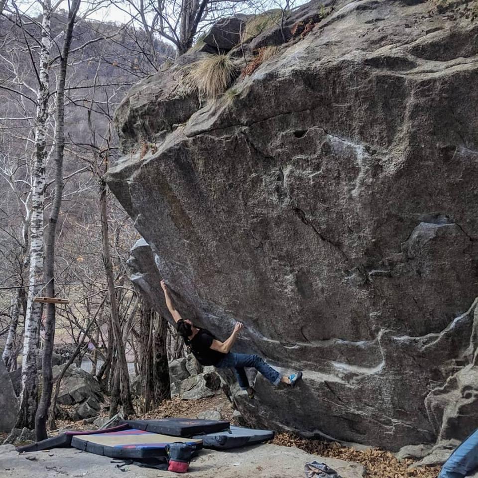 Superare il plateau delle performance in arrampicata