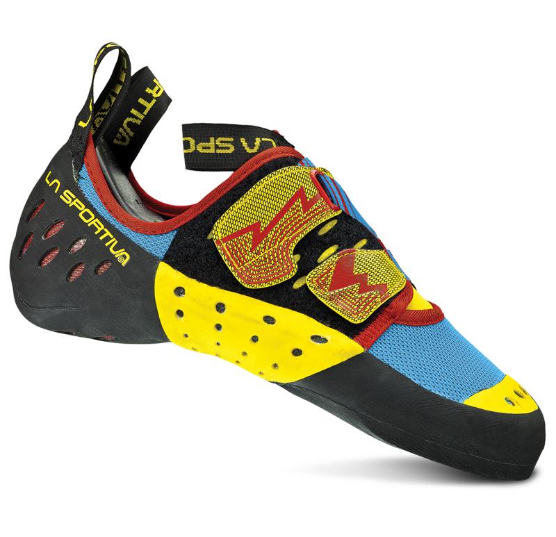 Recensione prodotto: La Sportiva Oxygym Blue/Red scarpetta arrampicata