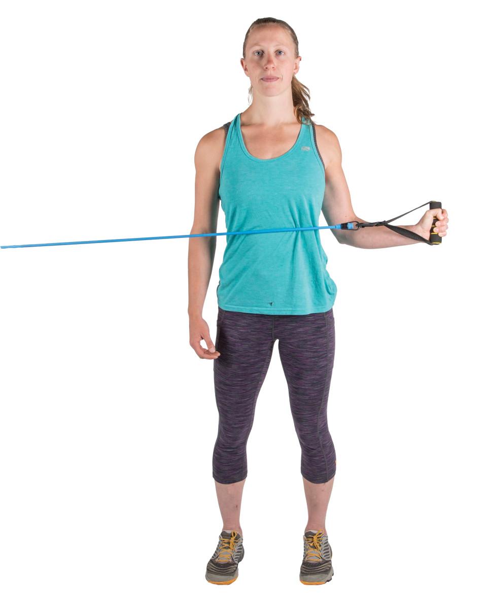 Cosa si intende per potenziamento dei muscoli indeboliti in arrampicata
