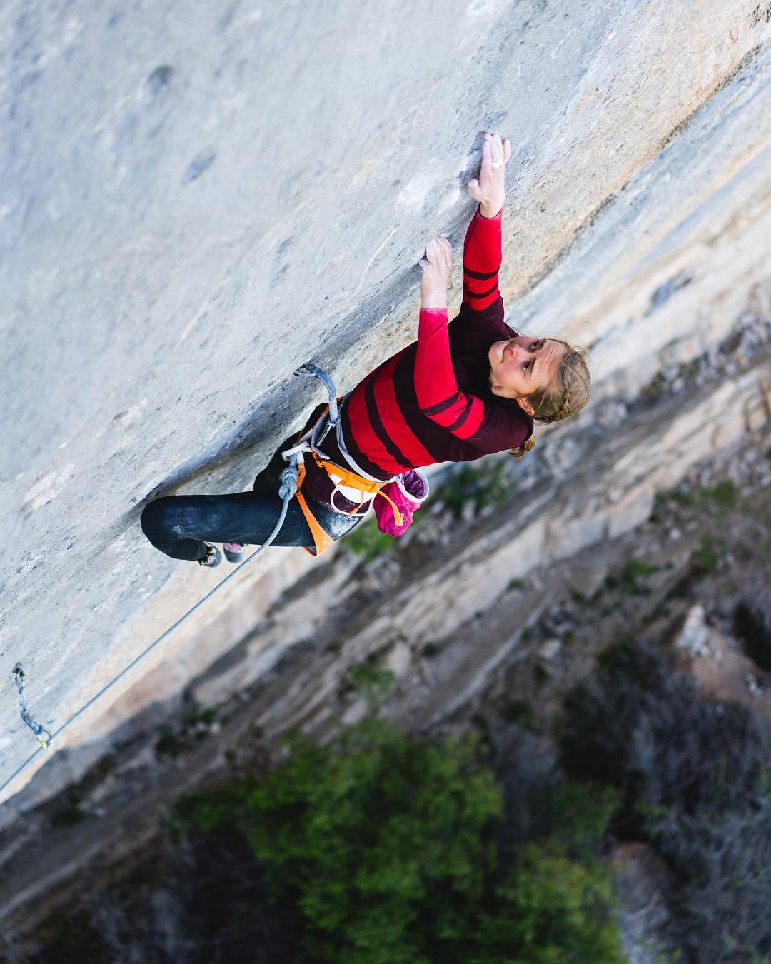 margo hayes biographie ceuse 9a+ arrampicata sportiva