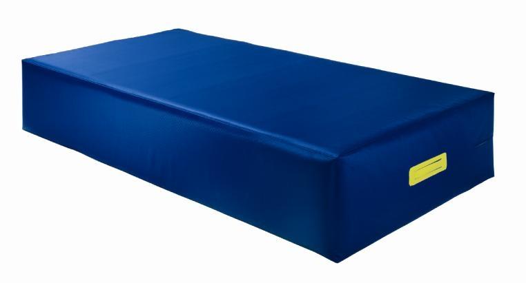 Fornitura di materassi per palestre boulder o privati