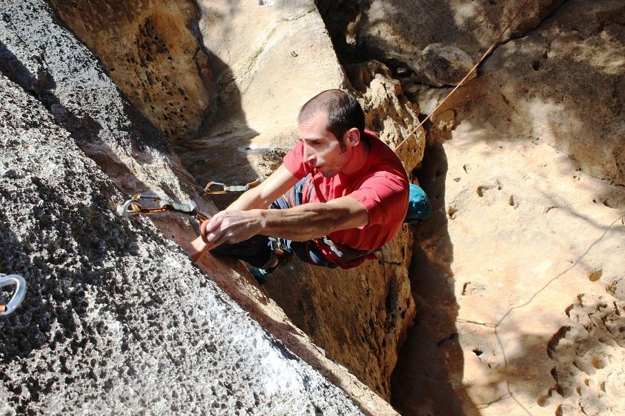 matteo langhetti arrampicata sportiva finale