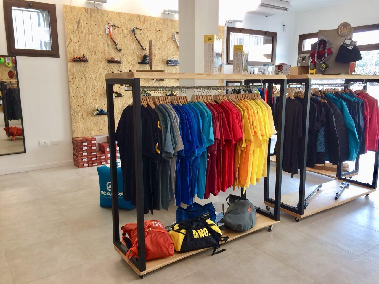 Negozio arrampicata a Padova: Oliunìd Shop Padova