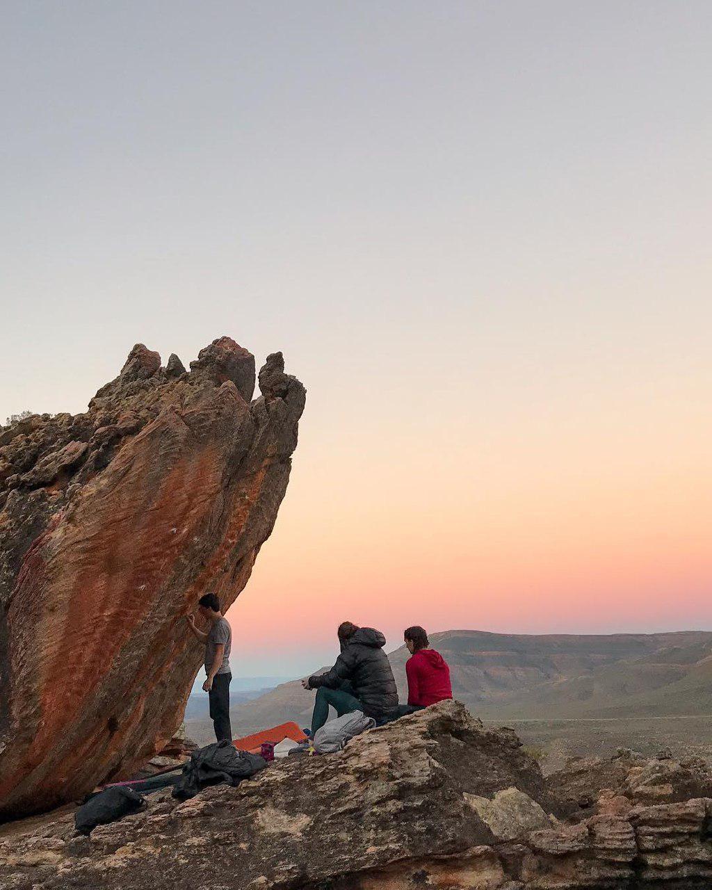 Boulder e Sud Africa - Novelle d'arrampicata