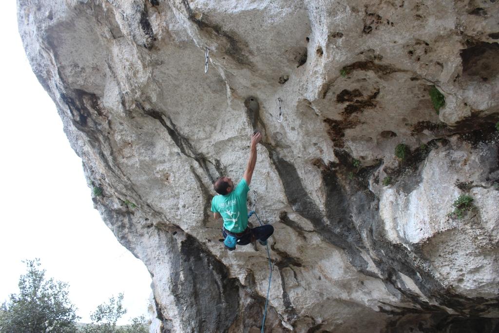 La programmazione DUP nell'allenamento per l'arrampicata