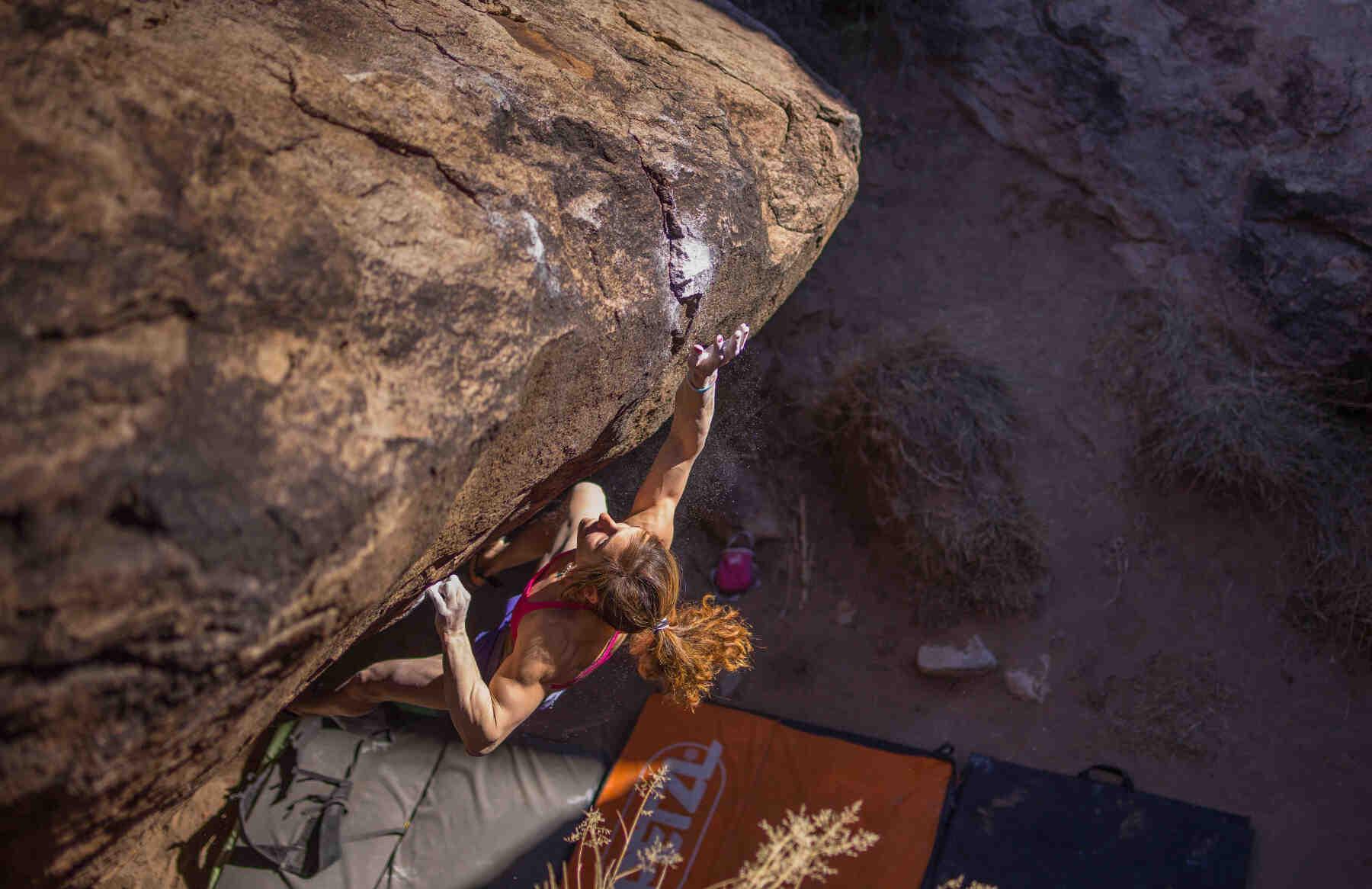 Qual è la magnesite migliore per l'arrampicata?