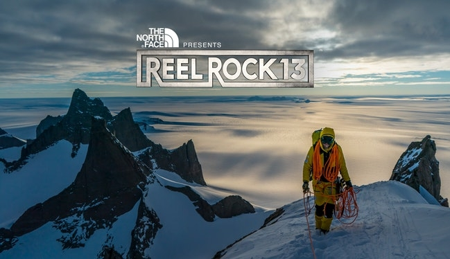 L'arrampicata sportiva nei cinema italiani con il Reel Rock Tour 13
