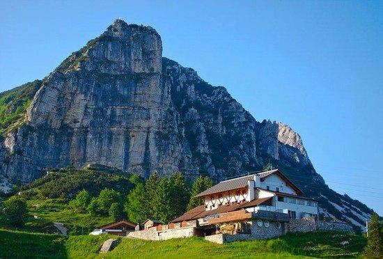 Sicurezza verticale: Il rifugio alpino