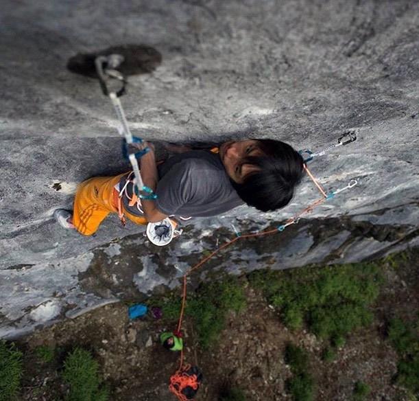Maturity, il primo 9a+ del Giappone - Novelle d'arrampicata