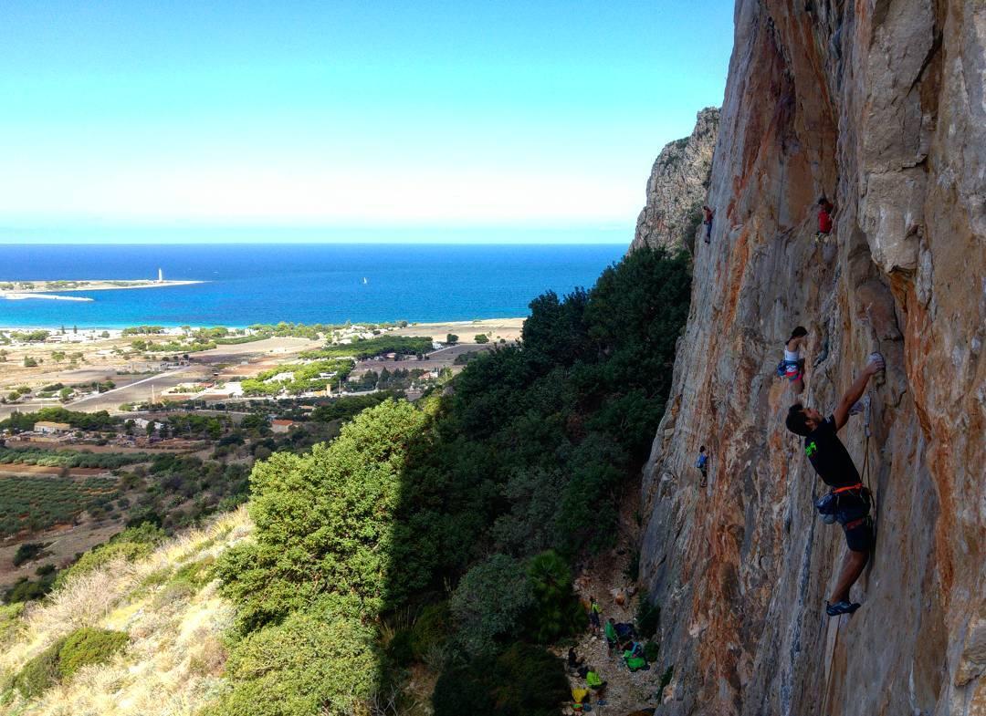 Eventi di arrampicata: San Vito Climbing Festival