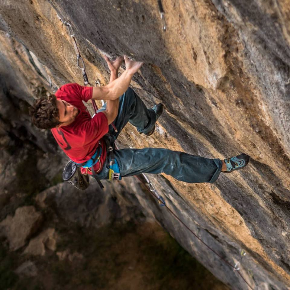 Novelle d'arrampicata: e 9b sia!