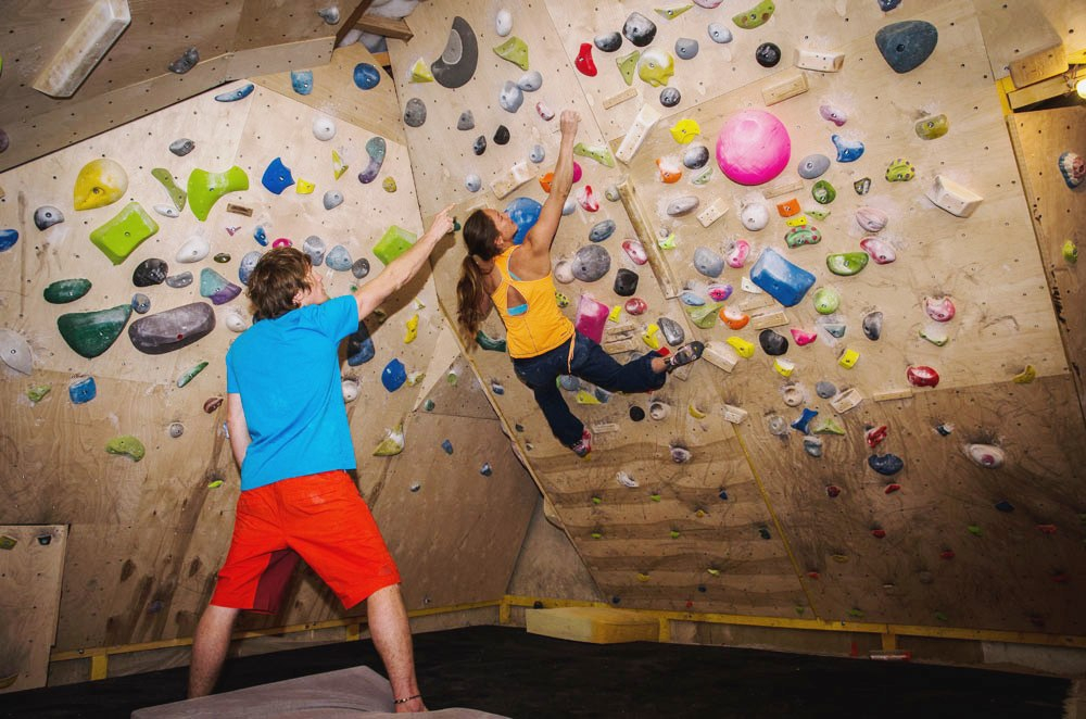 Come rendere più efficace l'allenamento per l'arrampicata