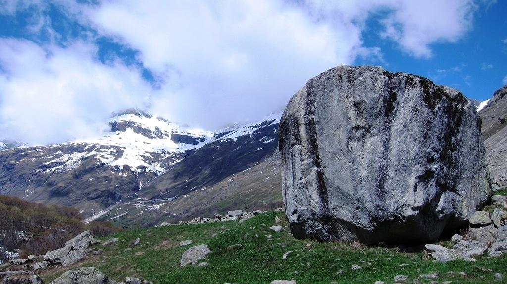 Tralenta boulder arrampicata contest