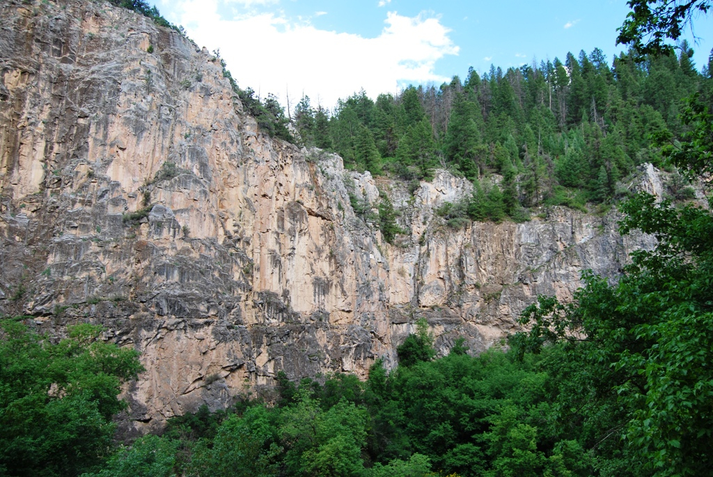 rifle canyon