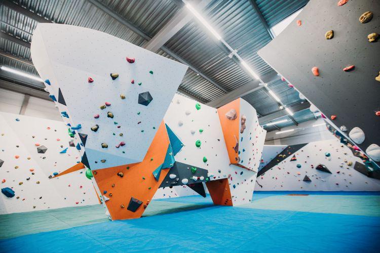 palestra Big Rock, Milton keynes, Credits: ukclimbing.co.uk